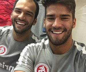 alisson, becker, and Inter image