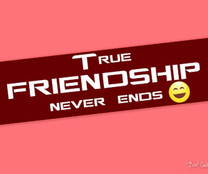 friendship, quotes, and smile image