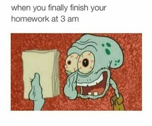 homework, school, and lol image