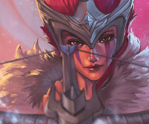 Quinn, lol, and league of legends image
