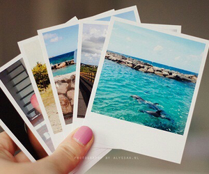 beach, memories, and pictures image