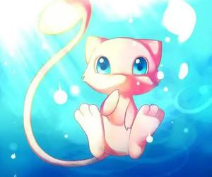 pokemon, mew, and anime image