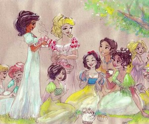 disney, disney princess, and princess image