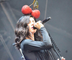 marina and the diamonds, red, and froot image
