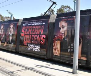 scream queens and ariana grande image