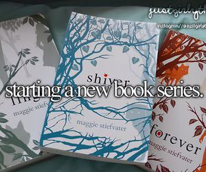 book, series, and just girly things image