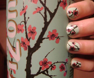nails, arizona, and green tea image