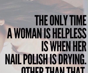 woman, quotes, and nails image