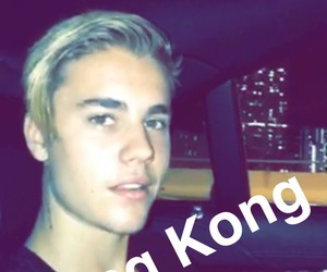 justin bieber, snapchat, and bieber image