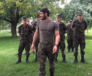 army, body, and boy image