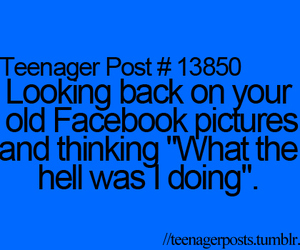 facebook, funny, and teenager post image