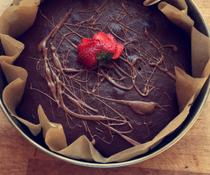 bake, beautiful, and black image