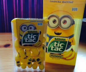 tic tac and food image