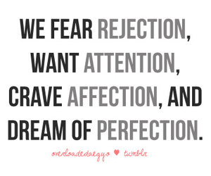 quotes, perfection, and text image