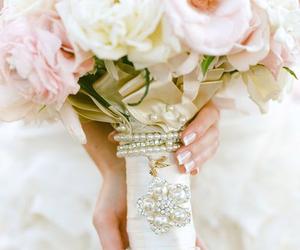 beautiful, bridal, and Sophistication image