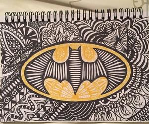 draw batman image