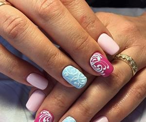 fashion, nails, and nails polish image