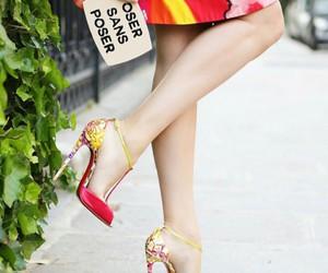 color, design, and fashion image