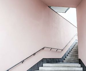 architecture, pink, and design image
