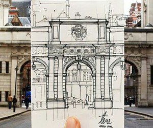 architecture, art, and cuty image