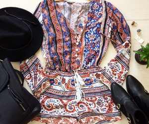 hat and outfit image