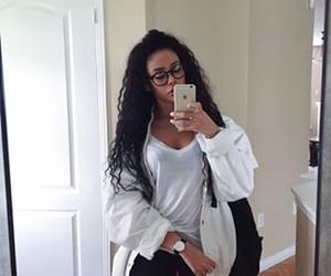 black, girl, and nicolezai image