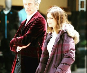 actor, doctor who, and peter capaldi image