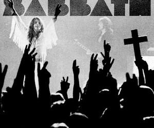 Black Sabbath, Ozzy Osbourne, and bill ward image