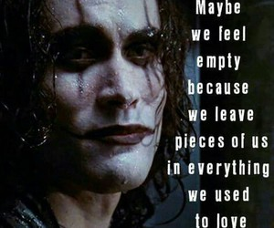 brandon lee, the crow, and love facts image
