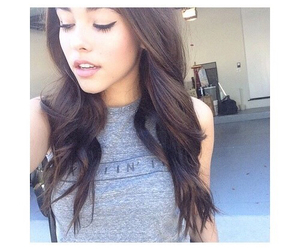 madison beer, hair, and madison image