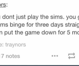funny, game, and sims image