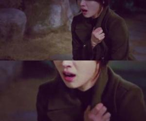 korea, kpop, and sad image