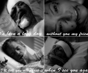 grey's anatomy, mark sloan, and see you again image