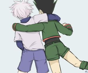 killua zoldyck, anime, and hunter x hunter image
