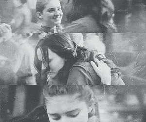 prim, sisters, and katniss image