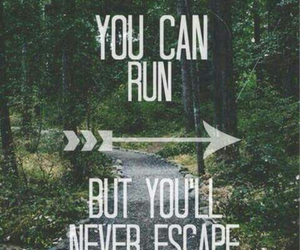 escape, bmth, and never image