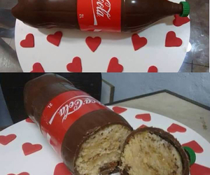 cocacola, food, and soda image