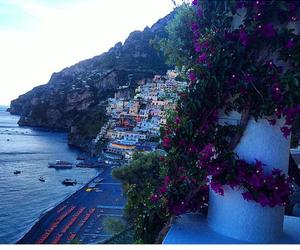 beautiful, capri, and Island image