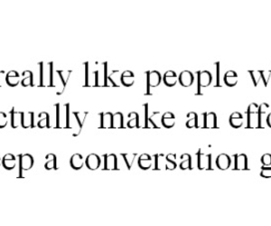 conversation, quote, and people image