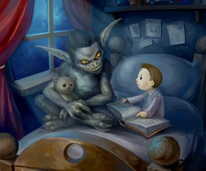 monsters and nightmares image