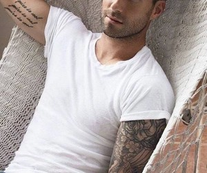 adam levine, Hot, and sexy image