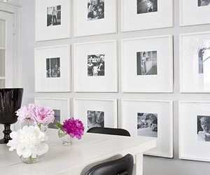 home, decor, and frame image