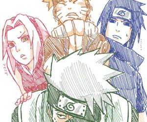 cool, naruto, and sakura image