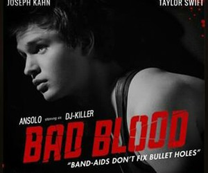 bad blood and ansel elgort image