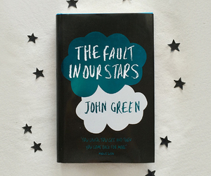 book, stars, and paper towns image