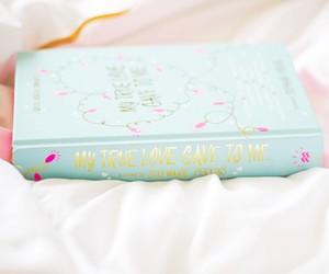 book and pastel image