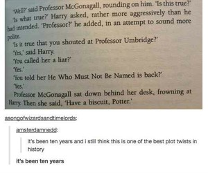 harry potter, funny, and tumblr image