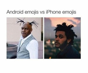 funny, android, and emojis image