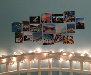 artsy, bed, and Collage image