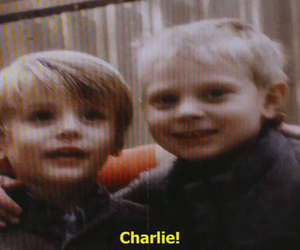 charles, grunge, and kids image